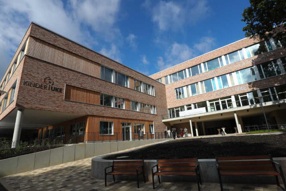 In der UKE-Kinderklinik in Hamburg wurde eine neue Therapie entwickelt.
