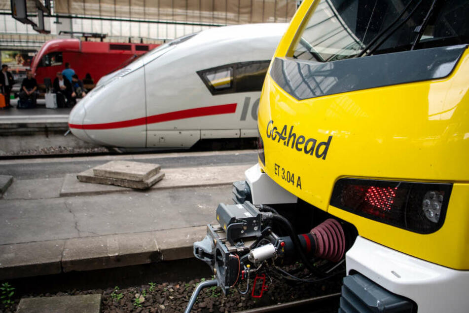 Stotterstart bei Bahn-Konkurrent Go-Ahead