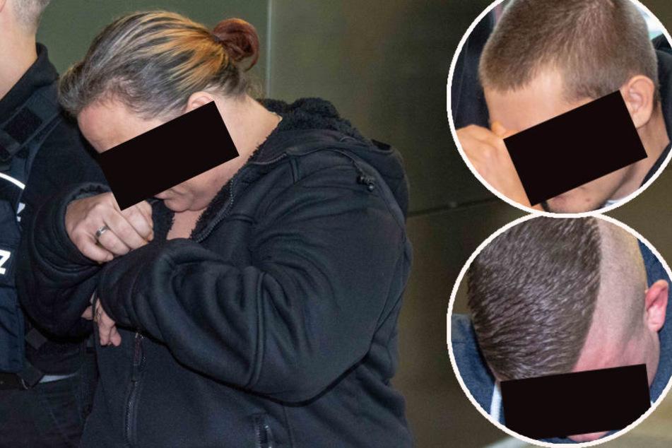 16-Jähriger filmte! Handy-Video zeigt Todes-Folter der Bernburg-Bestien
