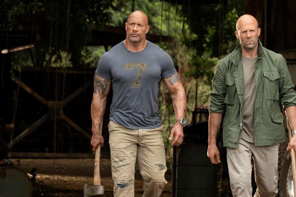 """""""Altmodische Komödie"""": Drastische Kritiken für """"Fast & Furious: Hobbs & Shaw"""""""