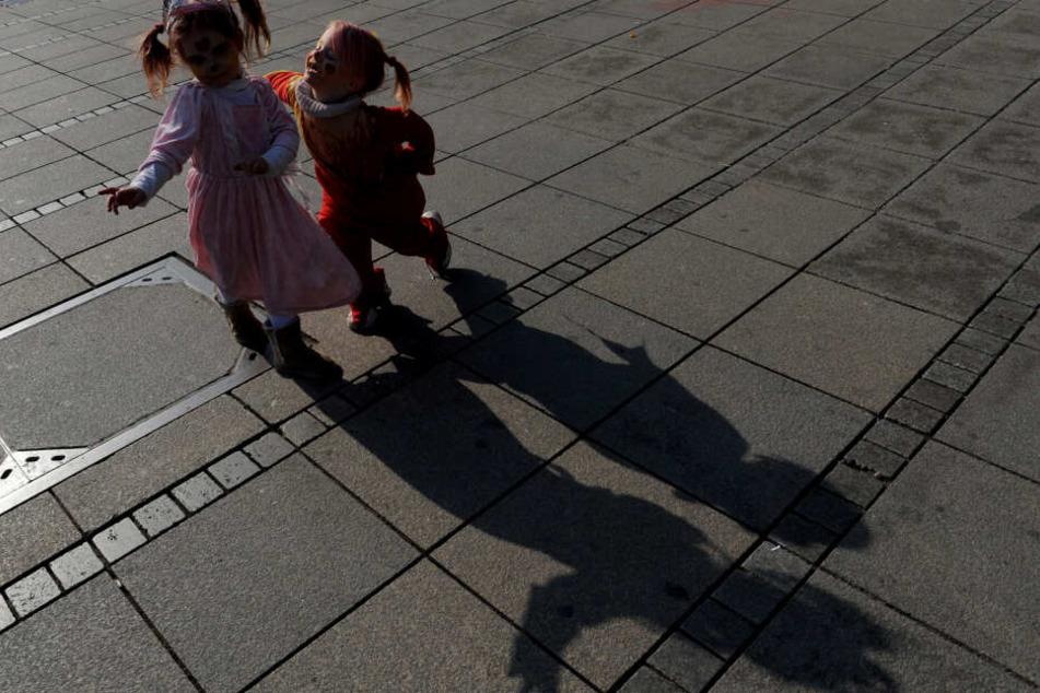 Den Rest des Jahren dürfen sich die Kinder im Kindergarten verkleiden. (Symbolbild)