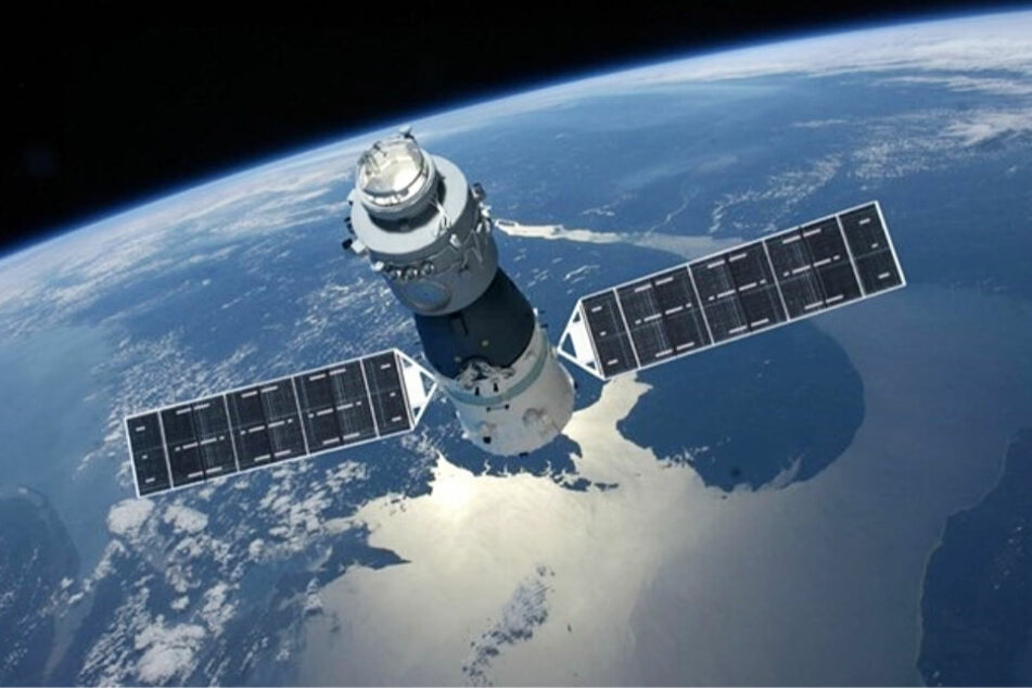 "Die Weltraumstation ""Tiangong 1"" wird schon bald unkontrolliert abstürzen."