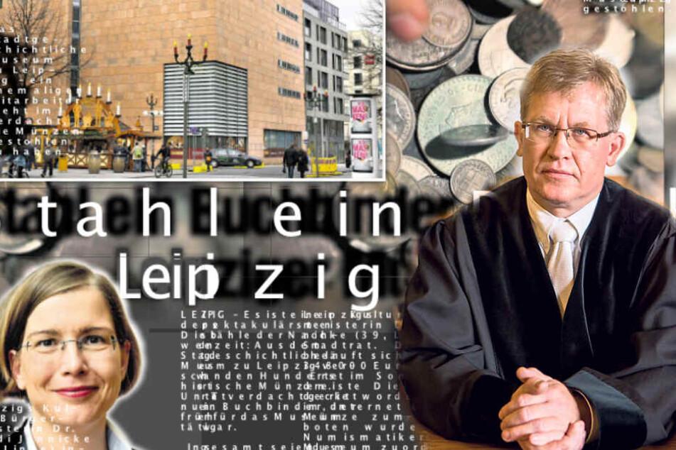 Leipziger Münzdieb heimlich auf Bewährung verurteilt