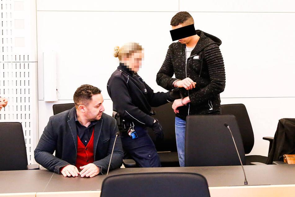 Amin S. (24) war schon mal abgeschoben, kam aber mit der Straßenbahn zurück nach Deutschland.
