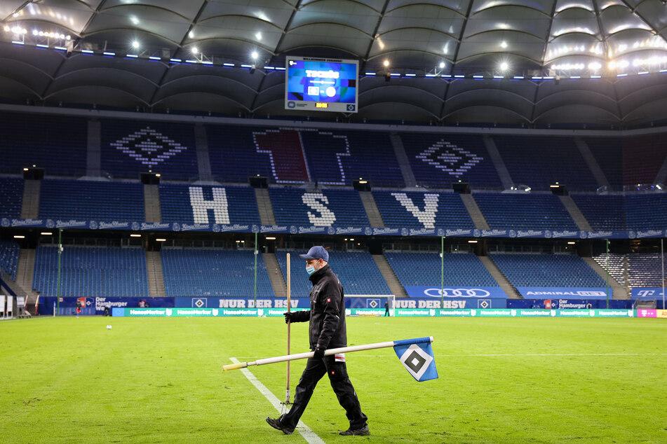 Dem Hamburger SV droht wegen der Corona-Pandemie ein drastischer Umsatz-Einbruch. Ein Aufstieg in die Bundesliga würde die Situation verbessern. (Symbolfoto)