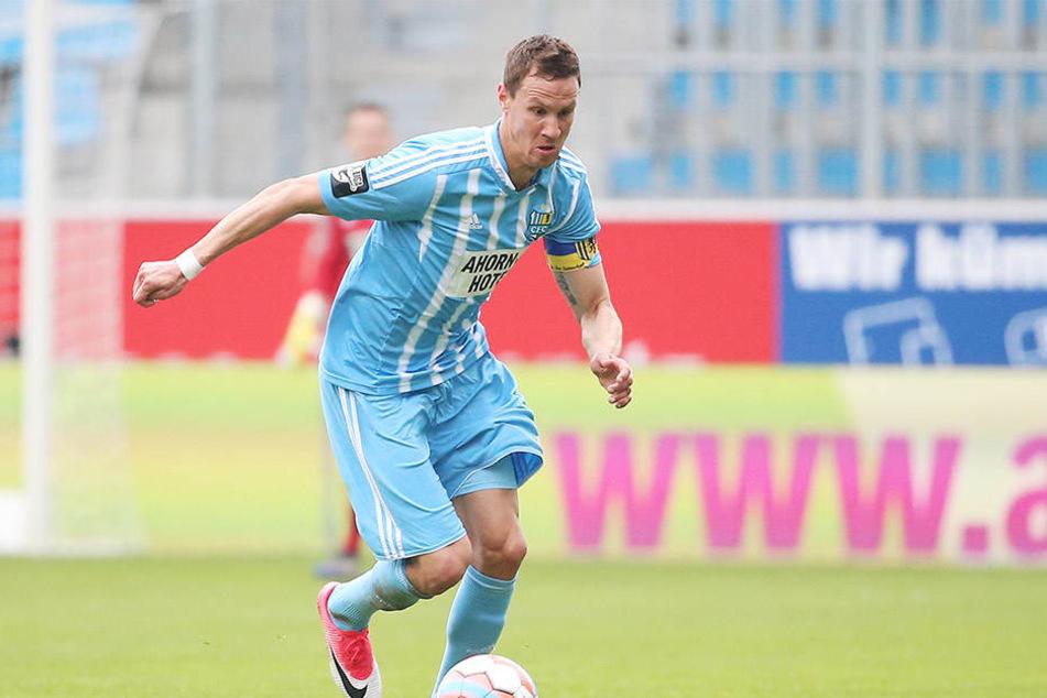 Fußball: Danneberg wechselt vom Chemnitzer FC zum VfL Osnabrück