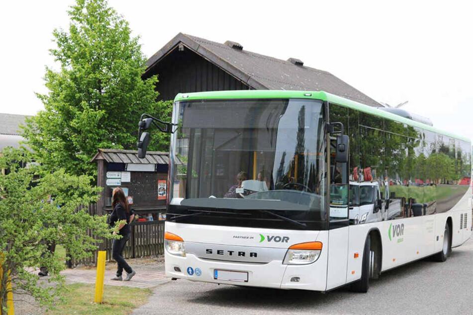 Aus so einem Bus wurde der Junge verwiesen (Symbolbild).