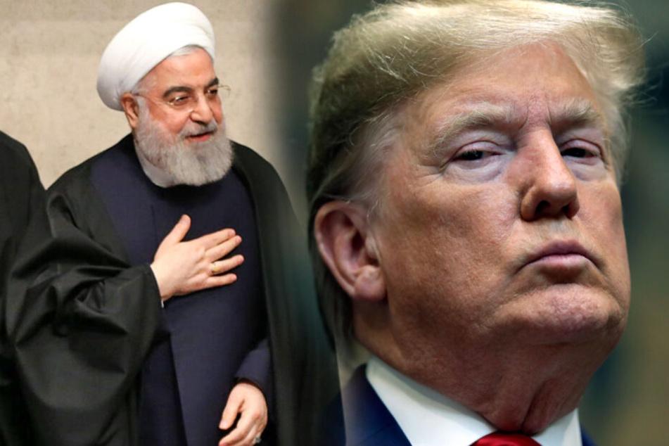 Iran-Konflikt vor neuer Eskalation? Neue Rakete nahe Basis mit US-Truppen eingeschlagen!
