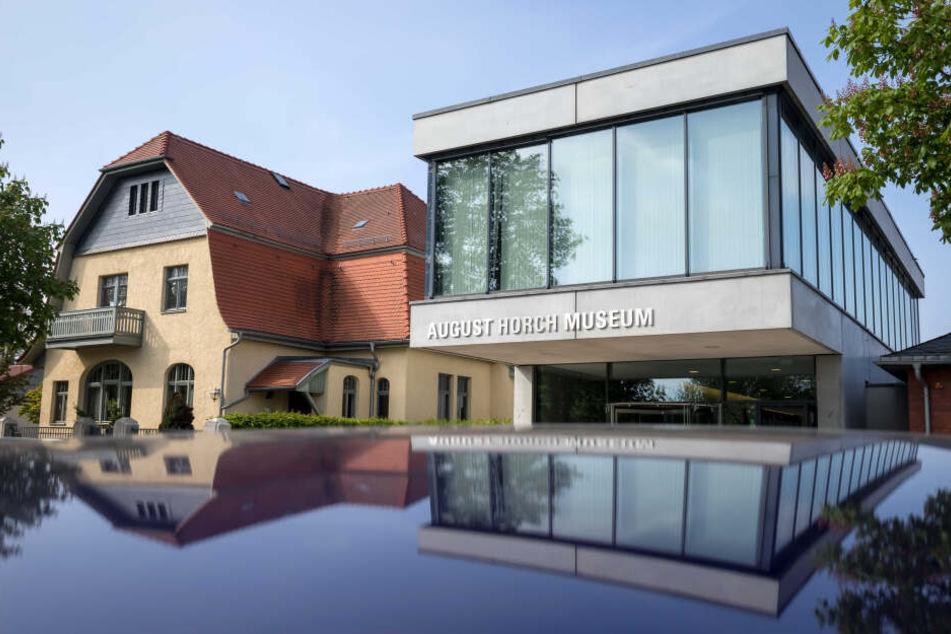 """Die Sonderausstellung """"Together - Marken des VW-Konzerns"""" läuft noch bis 3. November im Zwickauer August-Horch-Museum."""