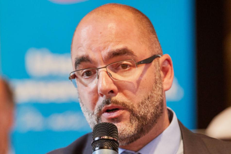 Claus Schaffer ist Landtagsabgeordneter der AfD in Schleswig-Holstein.