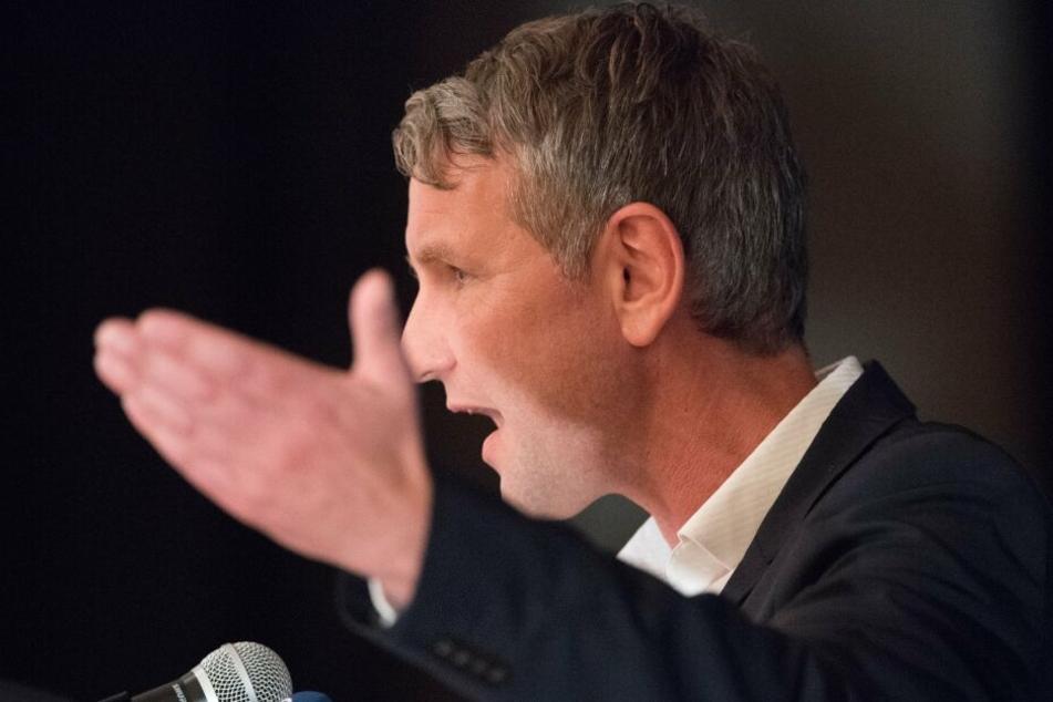 Björn Höcke muss mit seiner AfD vor Gericht eine Niederlage einstecken.