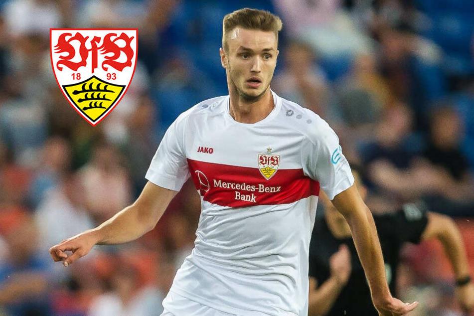 VfB-Stürmer Sasa Kalajdzic nach Testspiel mit schwerer Knieverletzung
