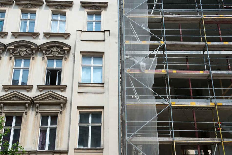 Bei der Sanierung von Altbauten gibt es Fristen zu beachten. (Symbolbild)