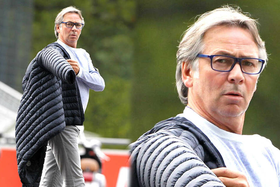 Ex-Nationalspieler Stephan Engels. Als Berater von Manuel Konrad wird er sich wohl nach neuen Angeboten für seinen Spieler umschauen müssen.