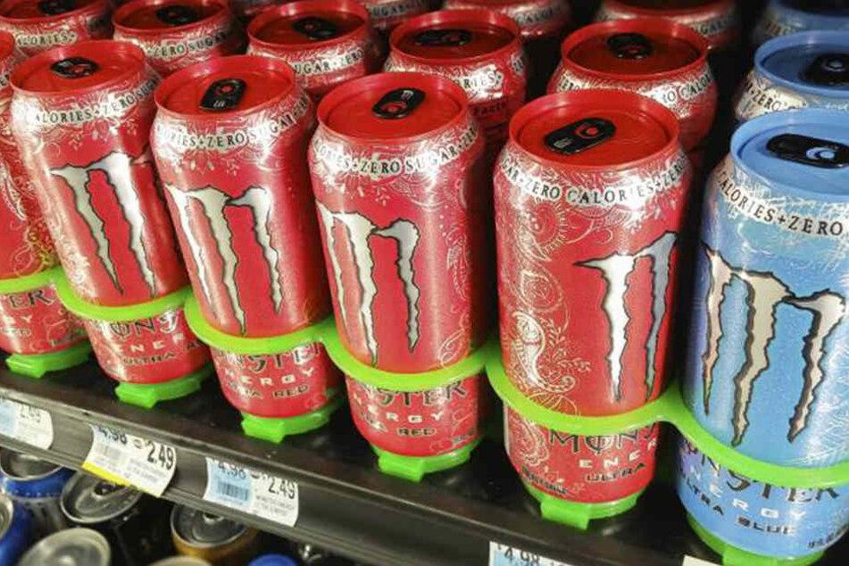 Der 19-Jährige trank dreieinhalb Dosen Monster-Energy. Stunden später war er tot.