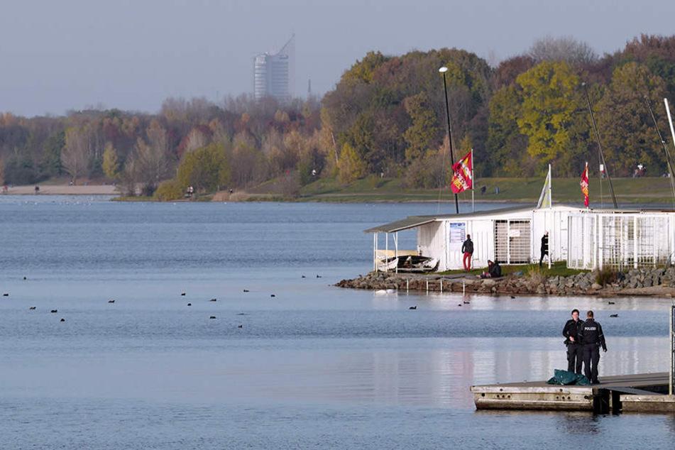 Die 48-Jährige soll obduziert werden. Sie starb beim Tauchen im Cospudener See bei Leipzig.