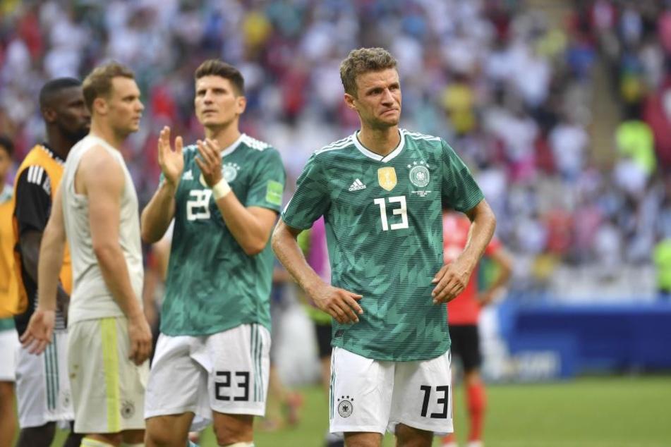 So lacht das Netz über Deutschlands peinliches WM-Aus