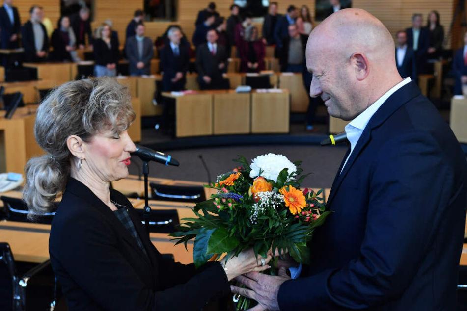 Thomas Kemmerich überraschend zum Ministerpräsidenten in Thüringen gewählt