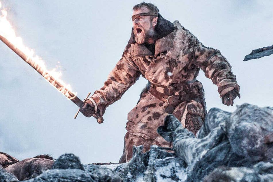 Im April läuft die finale Staffel von Game of Thrones.