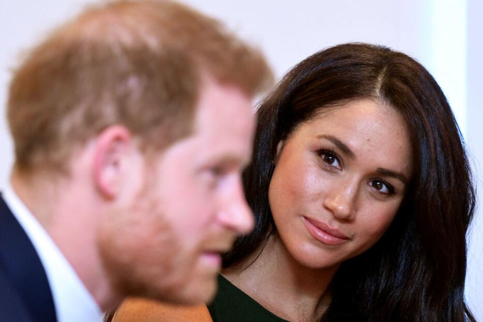 Im Oktober hatte Prinz Harry (35) Klage gegen zwei britische Zeitungsverlage eingereicht.