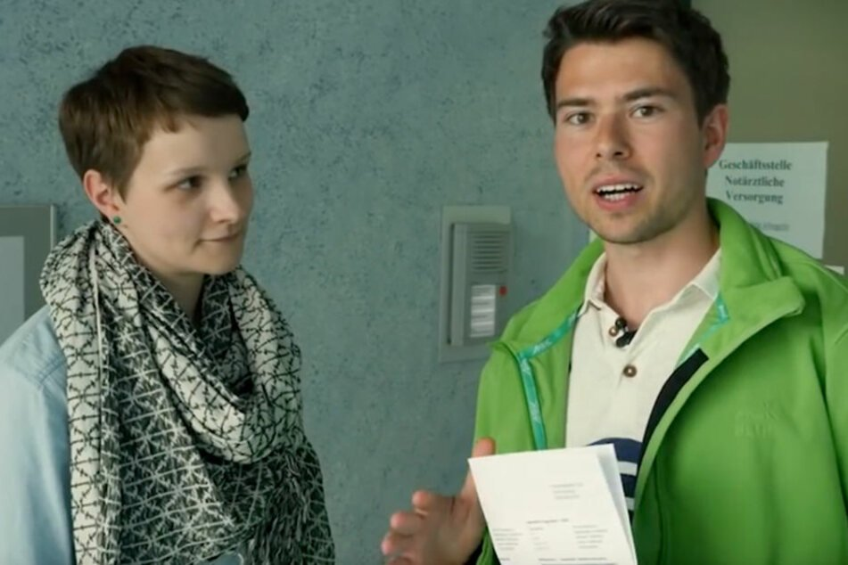 Katja ist bei der AOK PLUS versichert und hat die zahnmedizinische Beratung getestet.