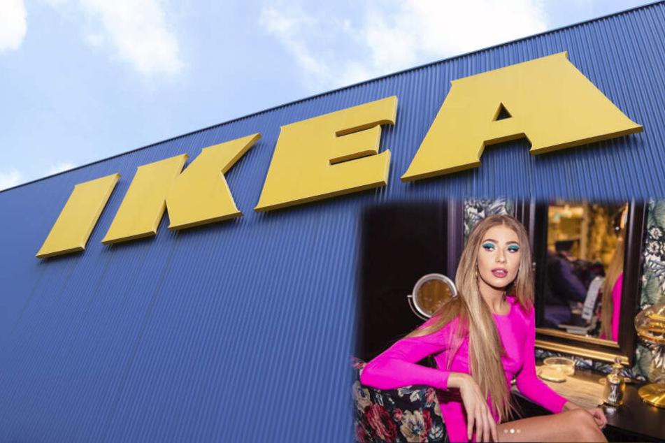 Ikea oder Bali? Influencerin legt Follower mit Fake-Urlaub im Möbelhaus rein