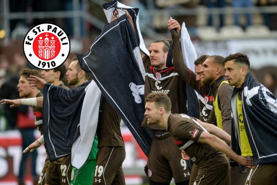 Beim Sieg über Ingolstadt: Drei große Gewinner beim FC St. Pauli