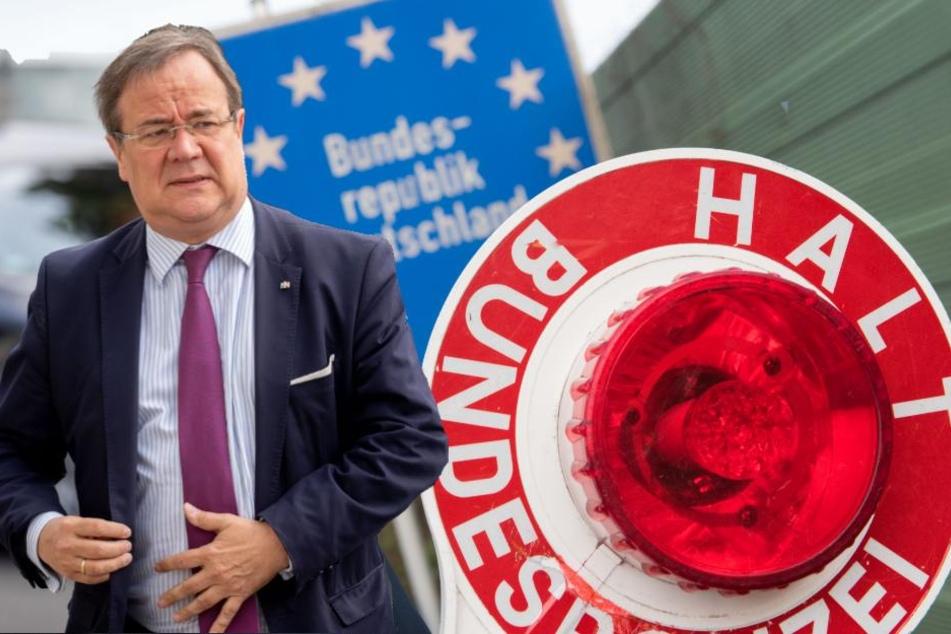Laschet stellt klar: Grenzkontrollen wird es in NRW nicht geben!