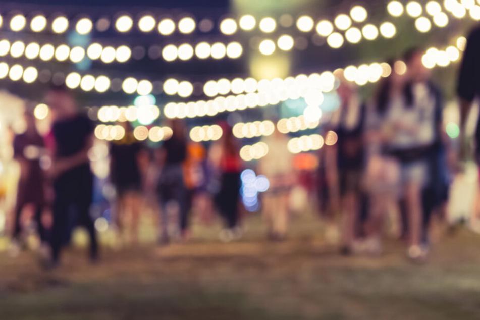 Am Wochenende feierten Tausende auf dem Feel-Festival in Südbrandenburg (Symbolbild).