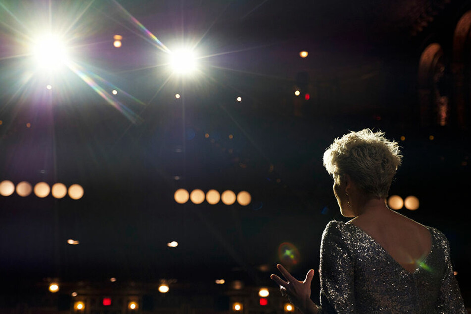Im Scheinwerferlicht: Kathrine Newbury (Emma Thompson) steht im Blickpunkt der Öffentlichkeit.