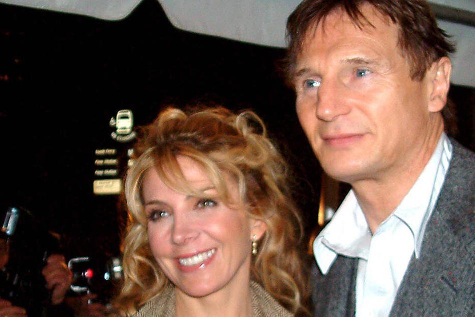Schicksalsschlag! Liam Neeson muss schon wieder Todesfall in der Familie verkraften