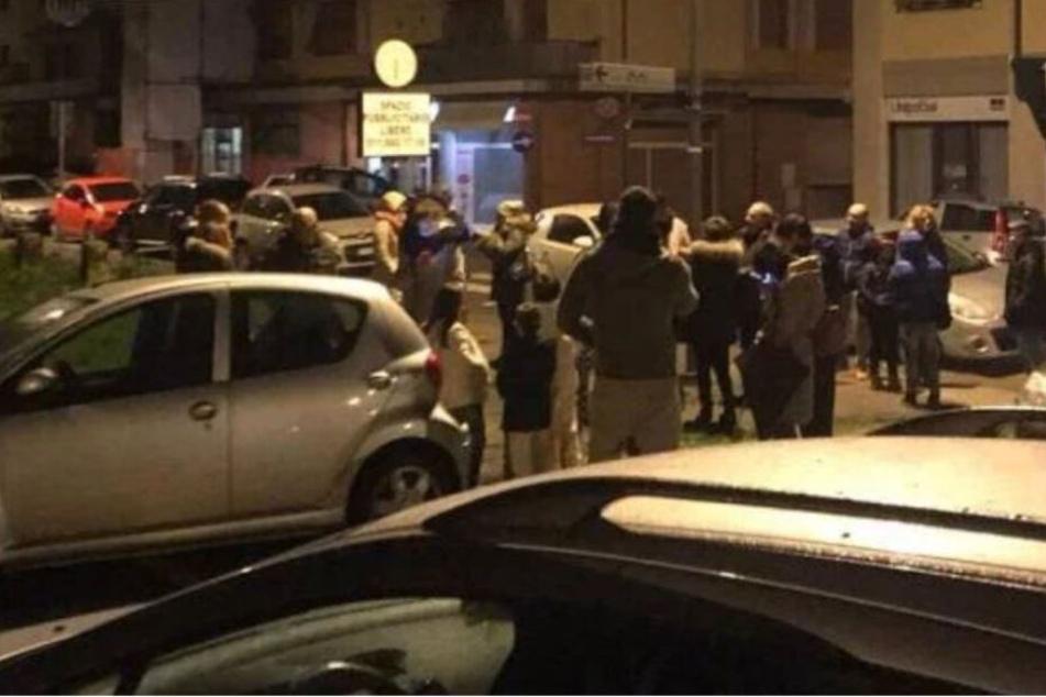 Erdbeben-Serie in Toskana reißt Menschen aus dem Schlaf!