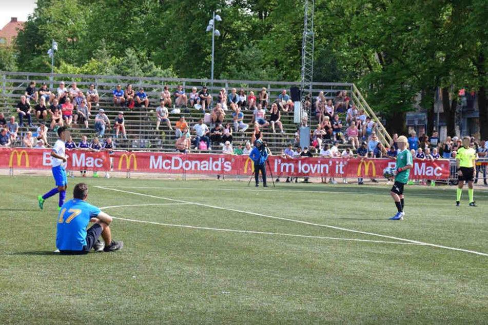 Leipziger Fußballtrainer in Schweden niedergestochen