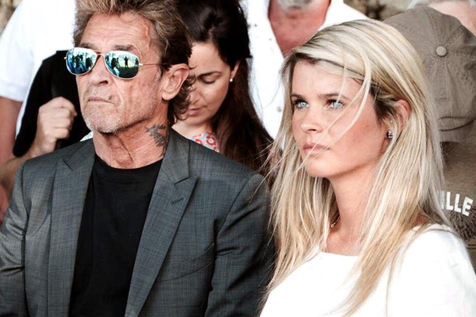 38 Jahre Altersunterschied: Maffays Freundin Hendrikje Balsmeyer ist 32 Jahre alt. (Archivbild)