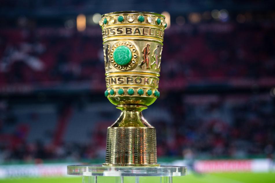 Bayerische Clubs im DFB-Pokal am Samstag: Drei Favoriten und ein Underdog