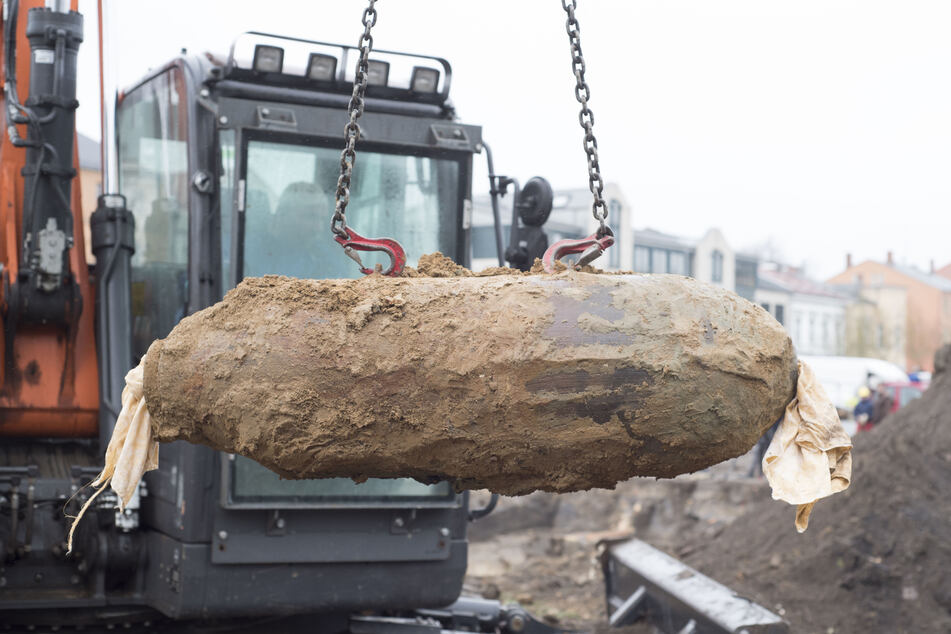 Bombenfund auf Messeplatz in Darmstadt: Entschärfung am Freitag