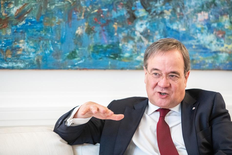 So denkt Armin Laschet über ein Bündnis von CDU und Grünen