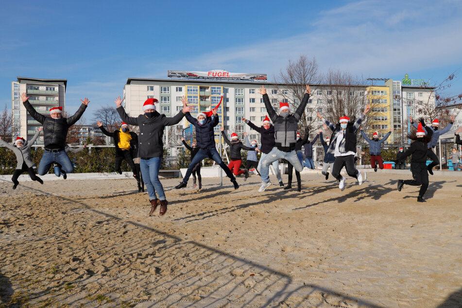 """Chemnitz: Teure Überraschung nach """"Jerusalema""""-Challenge? Tänzer fürchten GEMA-Rechnung"""