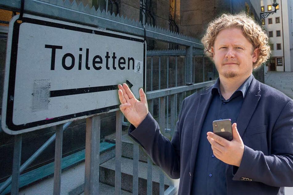 900.000 Euro für neue Rathaus-Klos! Piraten wollen lieber Brunnen plätschern lassen