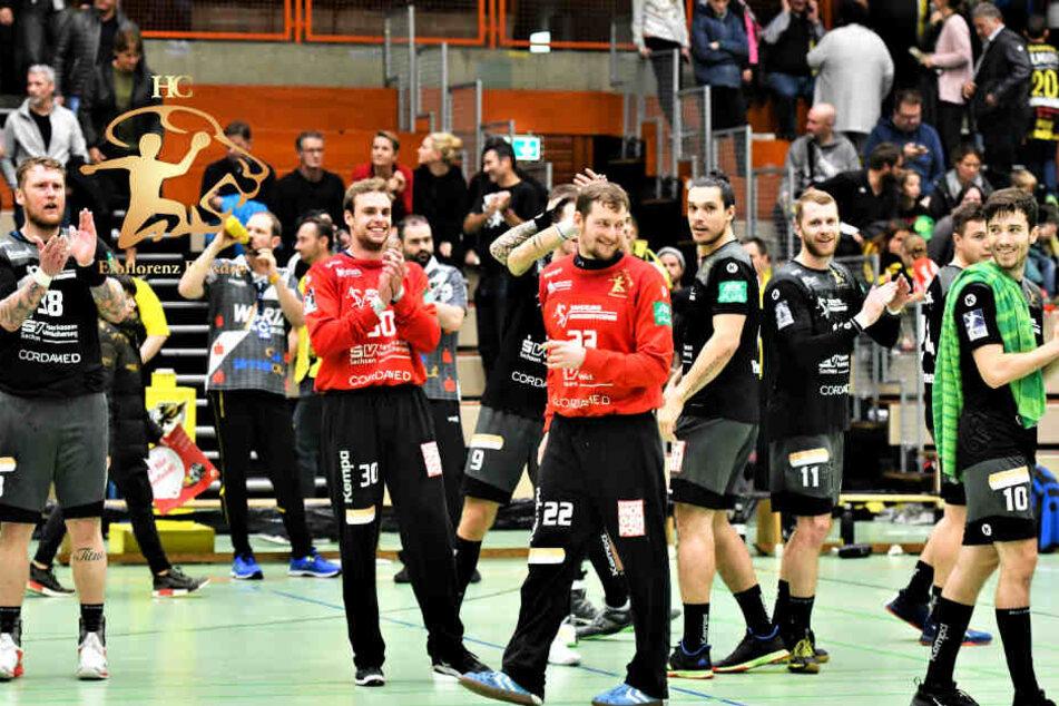 HC Elbflorenz feiert gegen HSG Krefeld höchsten Saisonsieg!