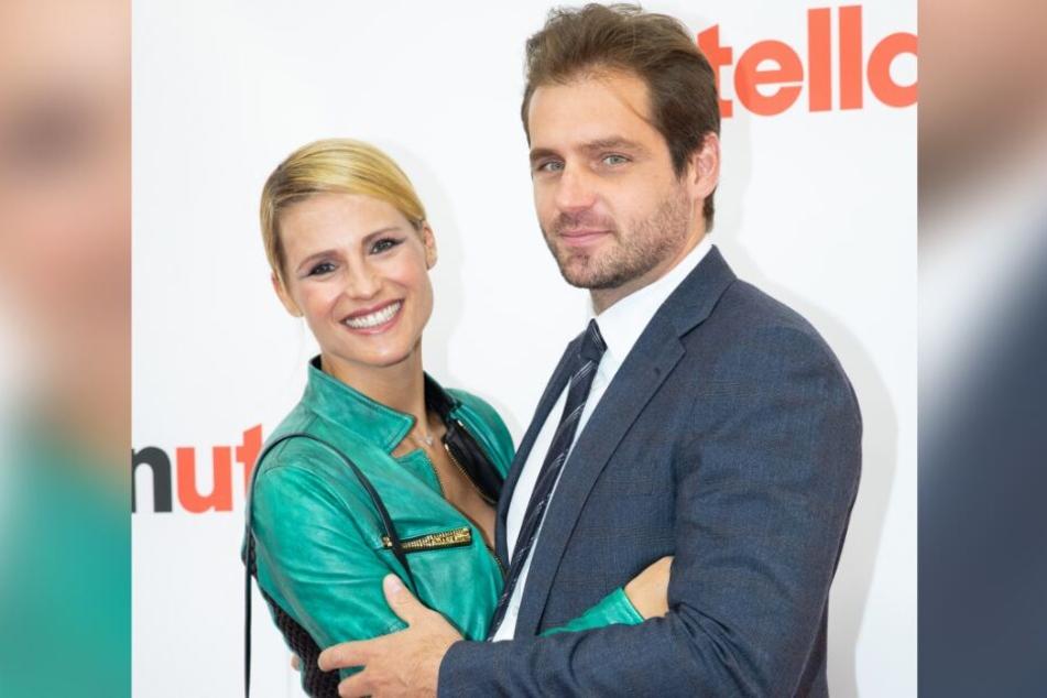 Sie wünschen sich ein viertes Kind: Michelle Hunziker und Ehemann Tomaso