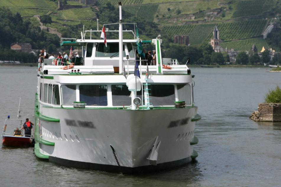 Ein Fehler des Kapitäns soll für den Unfall verantwortlich sein (Symbolfoto).
