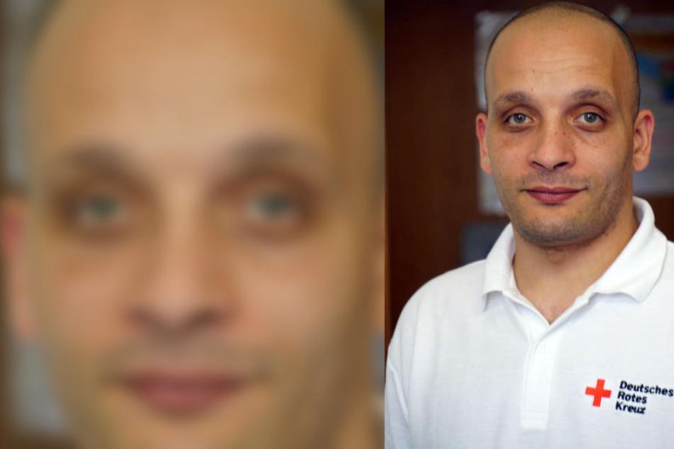 Rückkehrberater Hussien Khedr bewirkte schließlich, dass die falschen Dokumente korrigiert werden.