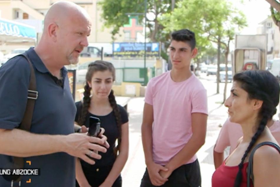 Fulya Kahramann und ihre Kinder hatten sich diesen Urlaub ganz andern vorgestellt.