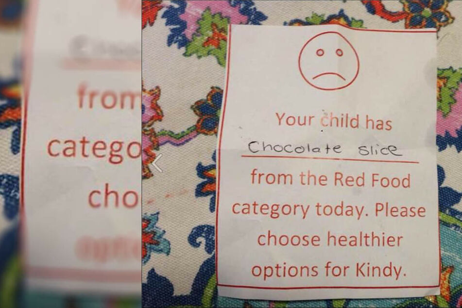 Wegen Schokokuchen: Mutter erhält diesen Rüffel vom Kindergarten