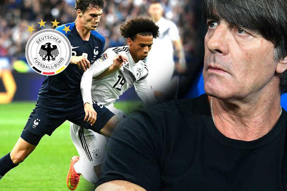 Löw vor dem Aus? Starke DFB-Elf kassiert gegen Frankreich nächste Pleite!