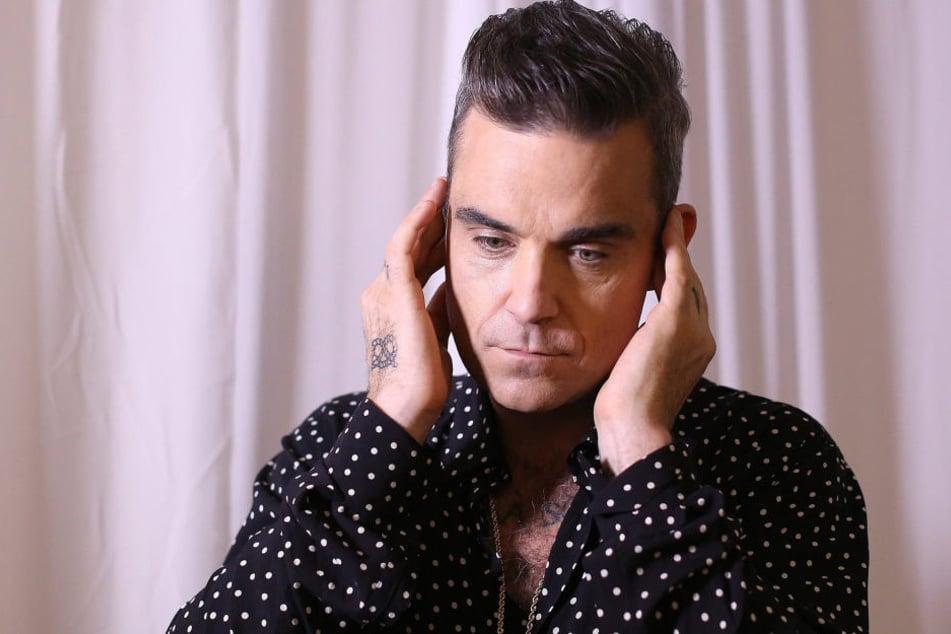 Robbie Williams innere Welt ist ein trauriges Auf und Ab.