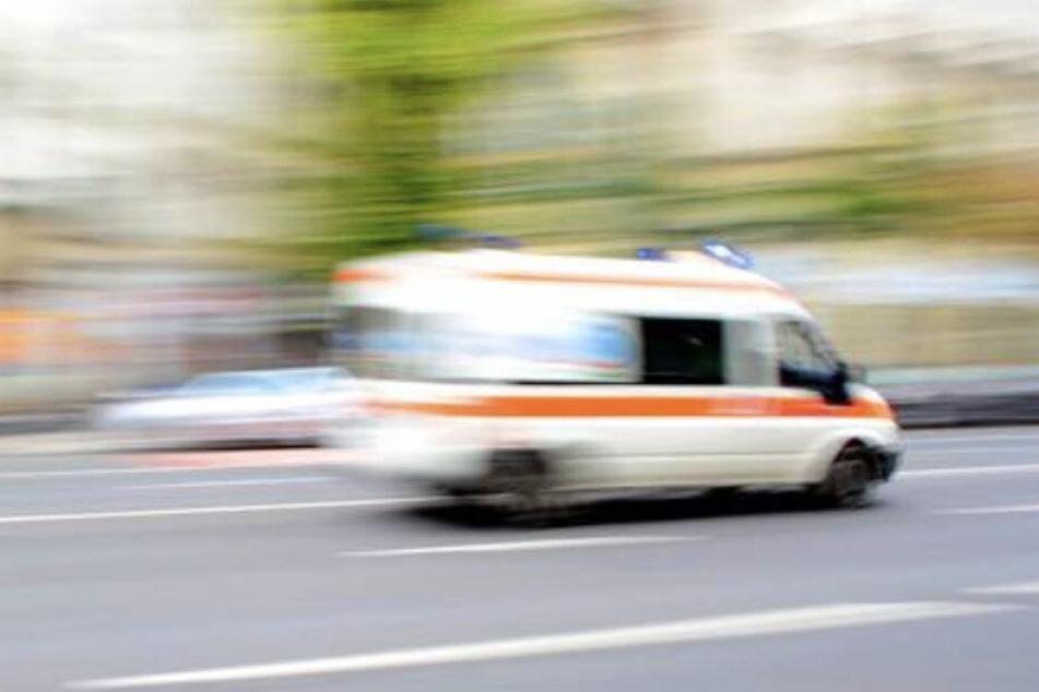 Insgesamt wurden fünf Personen verletzt und mussten im Krankenhaus behandelt werden.