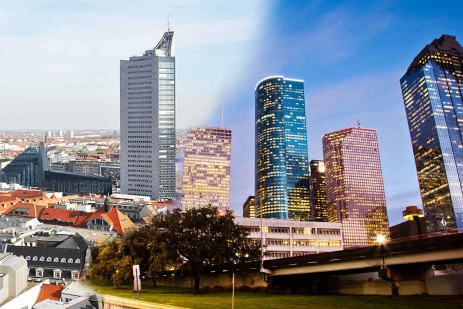 Wusstet Ihr, dass Leipzig mit dieser Ami-Metropole gemeinsame Sache macht?
