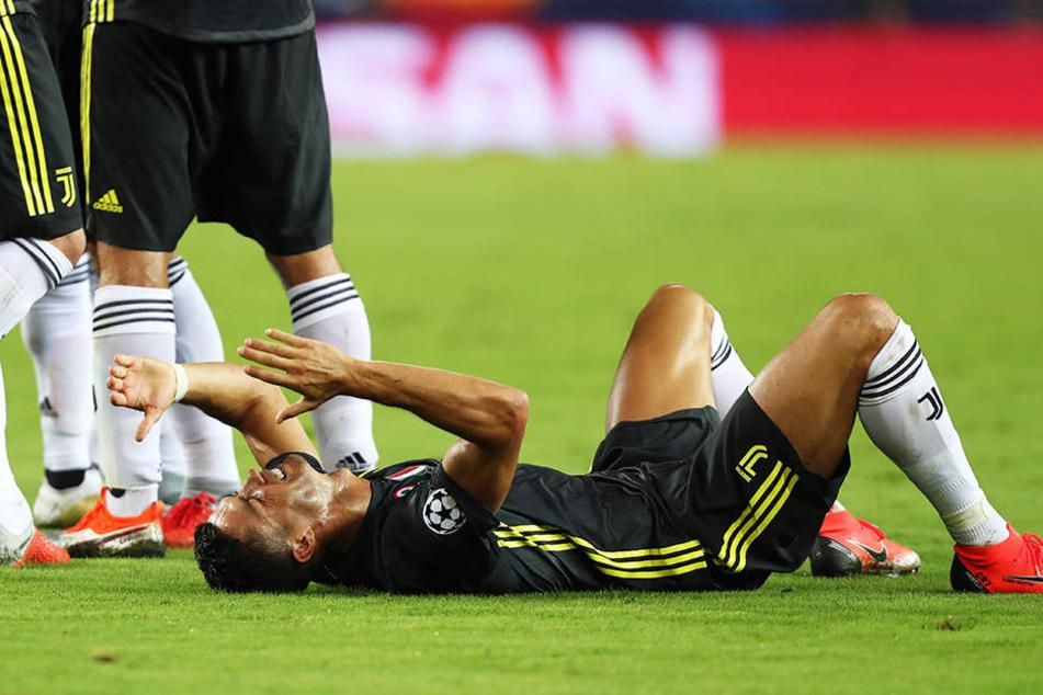 ronaldo rote karte 2020 Videobeweis für Champions League beschlossen und auch für EM 2020